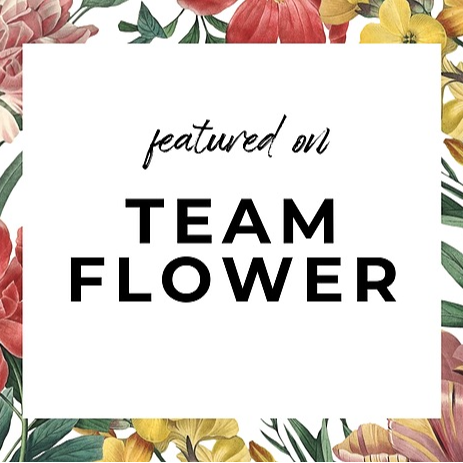 Mabel M Creative Collective Our Team Flower Feature. Listen To Our Podcast With Team Flower. Link Thumbnail   Linktree