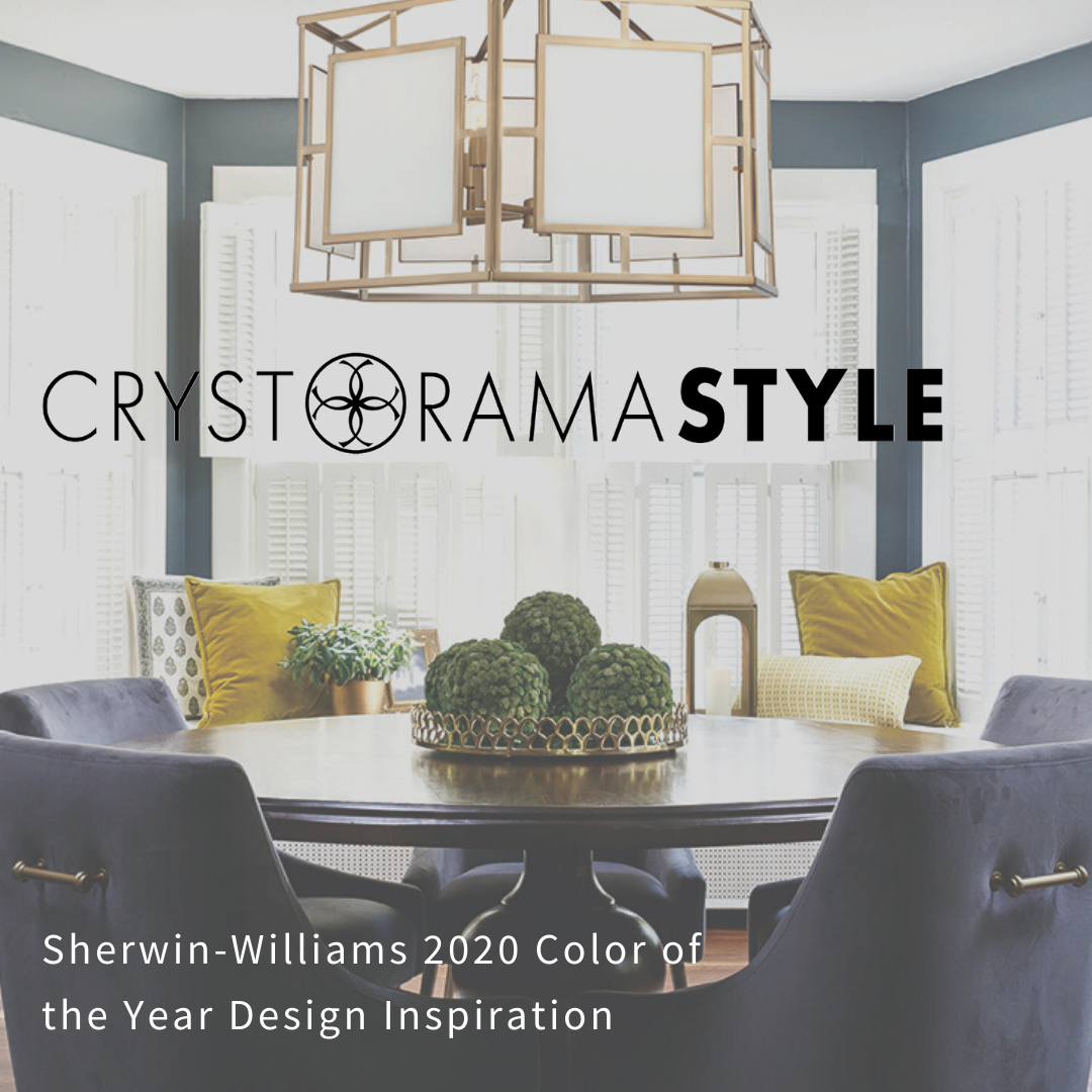 Crystorama Style Color Inspiration