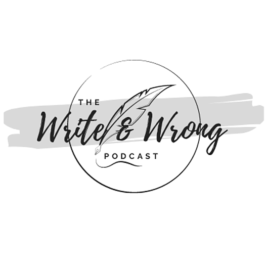 The Write & Wrong Podcast (writeandwrongpodcast) Profile Image | Linktree