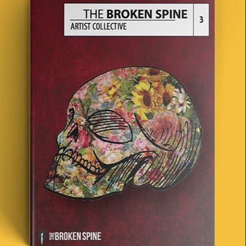 Marcelle Newbold Poem: Thanking Nan... (The Broken Spine Artist Collective 3rd Ed.) Link Thumbnail | Linktree