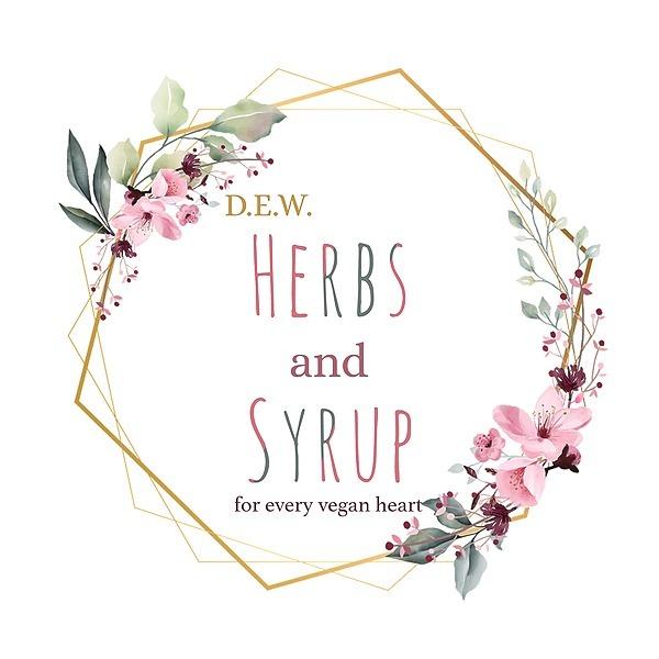 Granthana Sinha LINKS Instagram - D.E.W. Herbs and Syrup (vegan food blog) Link Thumbnail   Linktree