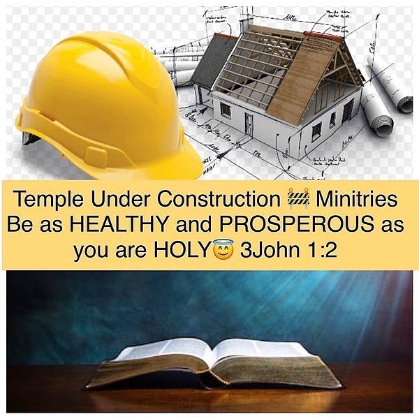 Temple Under Construction Ministries
