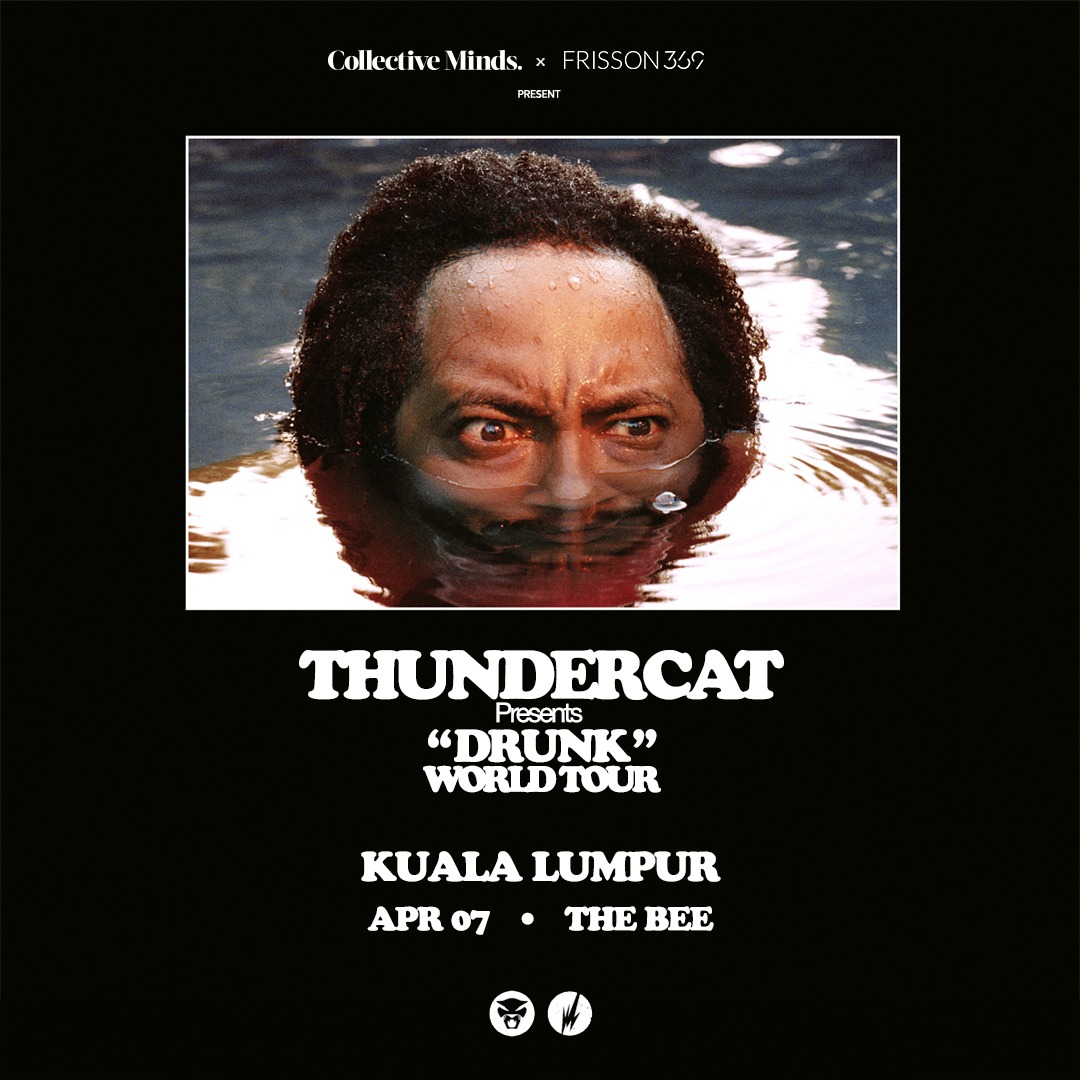 """Tickets for """"Thundercat"""" @ The Bee, April 7th 2019"""