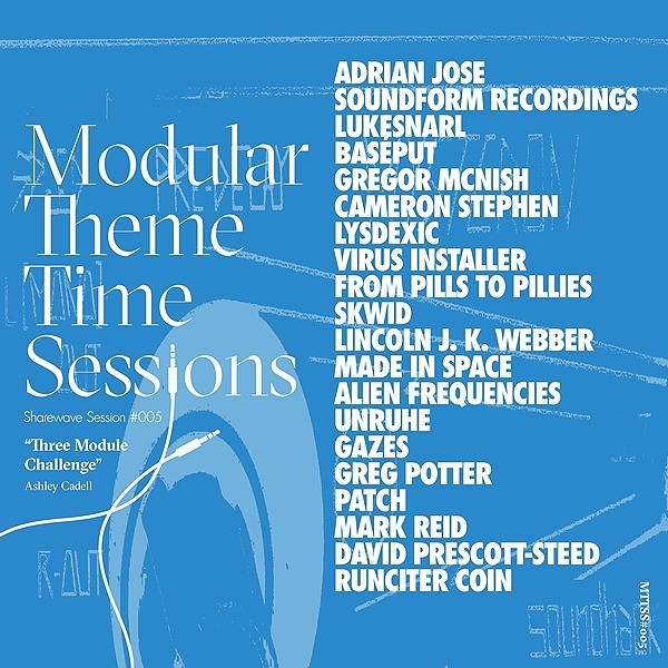 Modular Theme Time Sessions - Bandcamp Albums