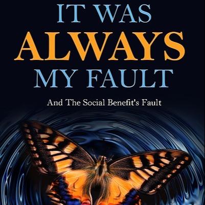 @book4free IT WAS ALWAYS MY FAULT - eBooks in Lulu $0.99 Link Thumbnail | Linktree