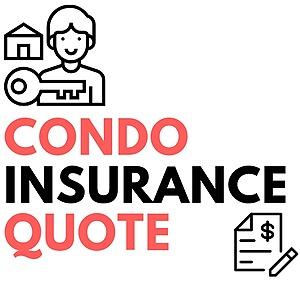 Cotação de Condo Insurance