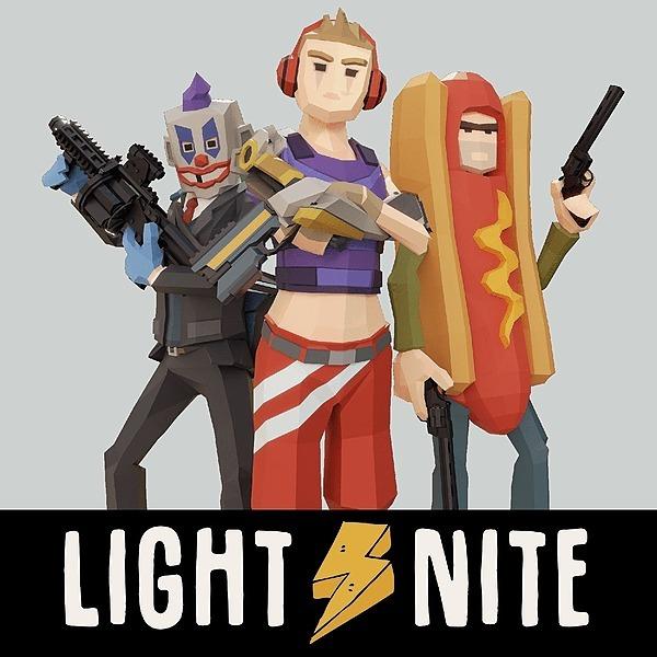 Lightnite (Bitcoin Battle Royal)