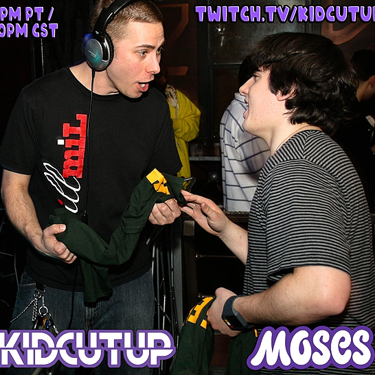 @yononpop 💥 KIDCUTUP x MOSES TWITCH LIVESTREAM 10pm CST💥 Link Thumbnail | Linktree