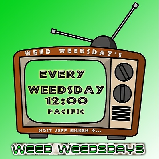 """Eichen Imagine Photography """"Weed Weedsdays"""" Archives and past shows here!  Link Thumbnail 