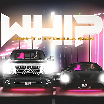 """NEW SINGLE ANIMATION """"WHIP"""" FEAT. TY DOLLA $IGN"""