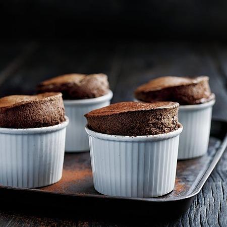 @donnahaymagazine dark chocolate souffle Link Thumbnail   Linktree