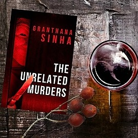 Granthana Sinha LINKS My psychological thriller short - The Unrelated Murders Link Thumbnail   Linktree