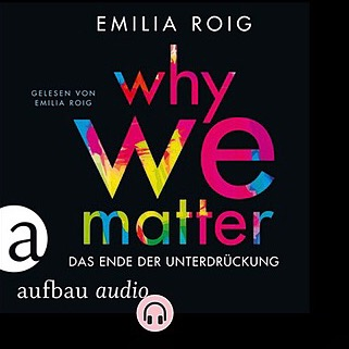 """@emiliazenzile """"WHY WE MATTER"""" Hörbuch Link Thumbnail 