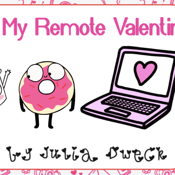 Be My Remote Valentine *Send Valentines Remotely