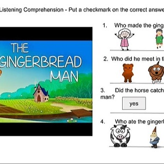 @RebeccaAllgeier 5 minute stories - with comprehension questions Link Thumbnail | Linktree
