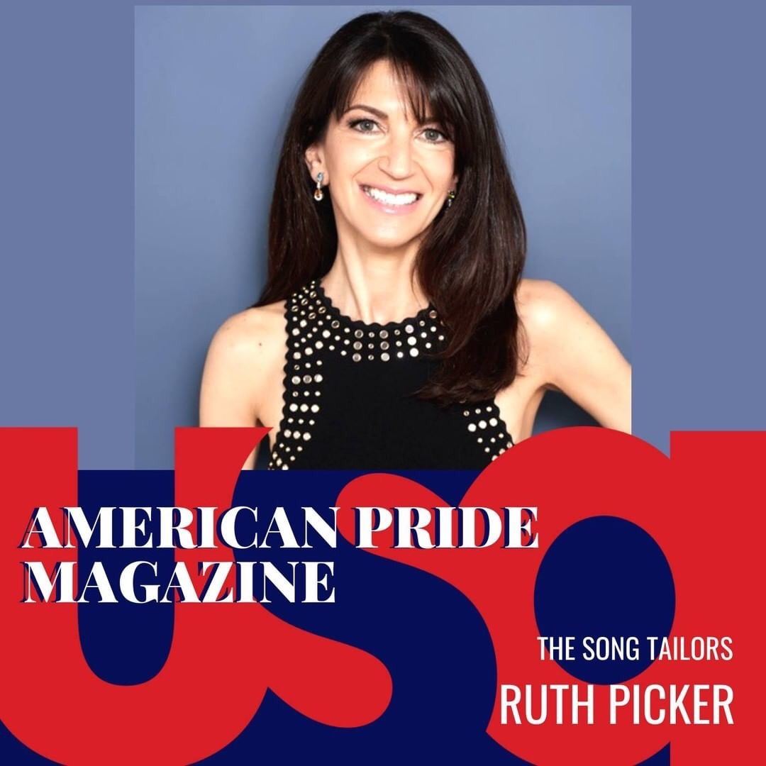 @thesongtailors American Pride Magazine Link Thumbnail | Linktree