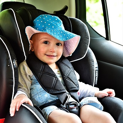www.motherhooddiaries.com Ickle Bubba Solar Car Seat and Isofix Review Link Thumbnail | Linktree