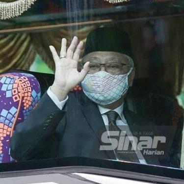 @sinar.harian Ismail Sabri, rombongan UMNO tiba di Istana Negara Link Thumbnail | Linktree