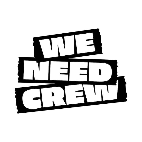 @Weneedcrew WE NEED CREW WEBSITE Link Thumbnail | Linktree