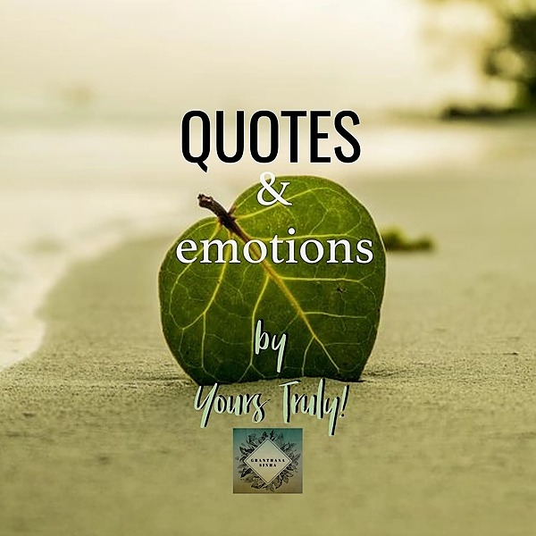 Granthana Sinha LINKS Instagram - Quotes and Emotions (penned by Granthana Sinha)) Link Thumbnail   Linktree