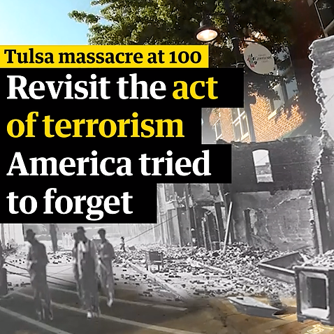 @guardian Tulsa race massacre at 100: an act of terrorism America tried to forget Link Thumbnail | Linktree