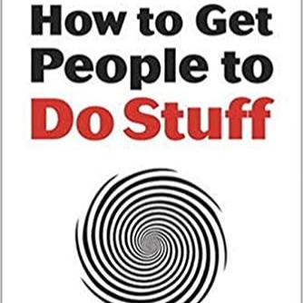 "#13 Renato Angrisani - livro ""How to Get People to Do Stuff"""