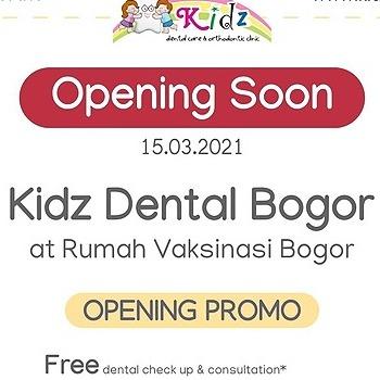 @kidzdentalortho Whatsapp Kidz Dental Bogor Link Thumbnail | Linktree