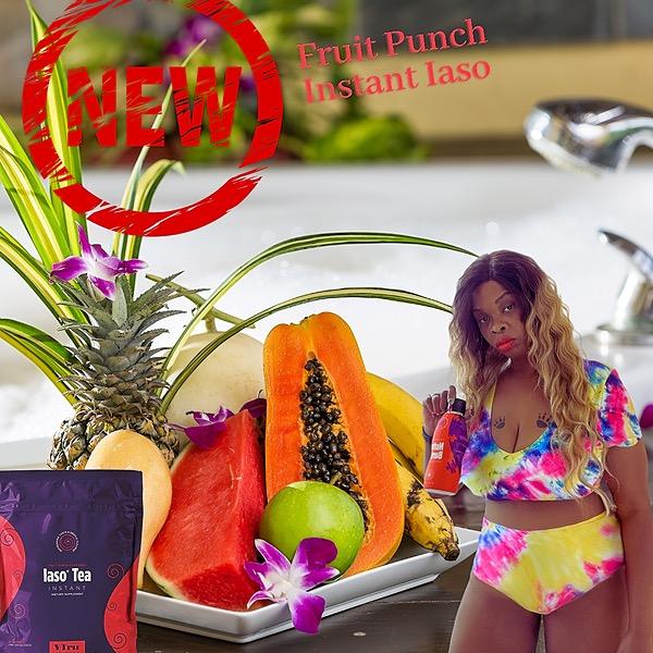 @armccray41 Fruit Punch Instant Iaso® Tea  Link Thumbnail   Linktree
