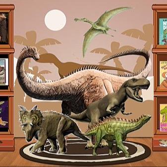 @RebeccaAllgeier Dinosaurs Link Thumbnail | Linktree
