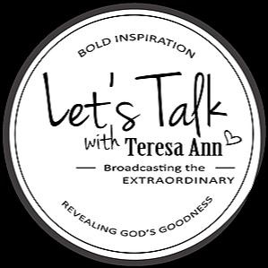 @lets_talk_studio Let's Talk with Teresa Ann YouTube Channel Link Thumbnail   Linktree