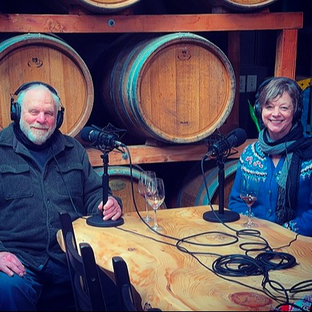 Dick Cutler & Danielle Cutler Flying Dutchman Winery – Culinary Treasure Podcast Episode 79