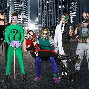 DEPOT_HOUSE Superheroes & Villains Advanced 10/23 Link Thumbnail | Linktree
