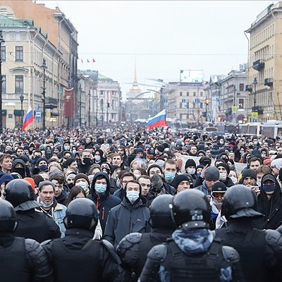 The Observer view on Russia's protests against Putinism