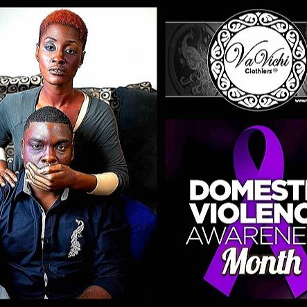 @VaVichiroyalty Domestic Violence Awareness Fact Mini Film Link Thumbnail   Linktree