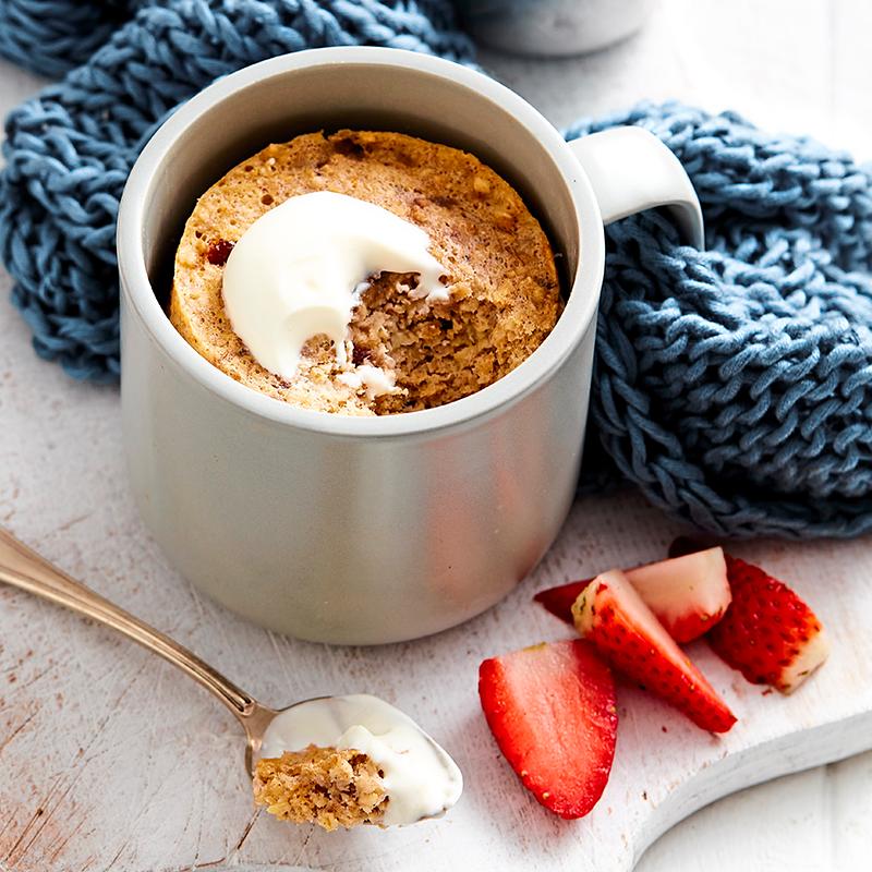 90 Second Mug Muffin Recipe