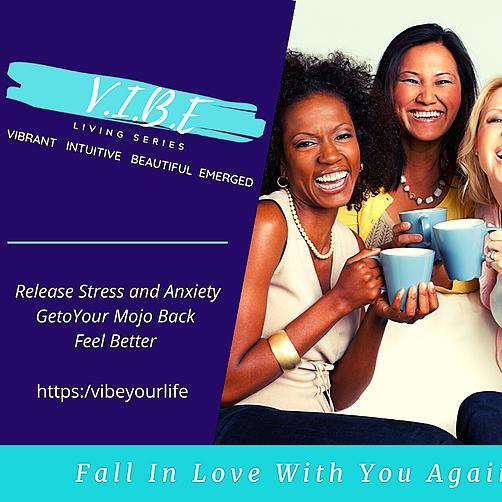 V.I.B.E. Living Coaching- Add More Spark and V.I.B.E. To Your Life