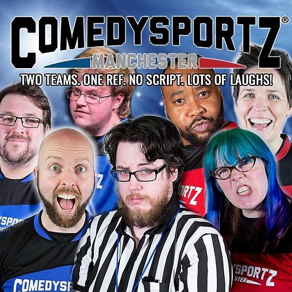 ComedySportz Manchester (cszuk) Profile Image   Linktree