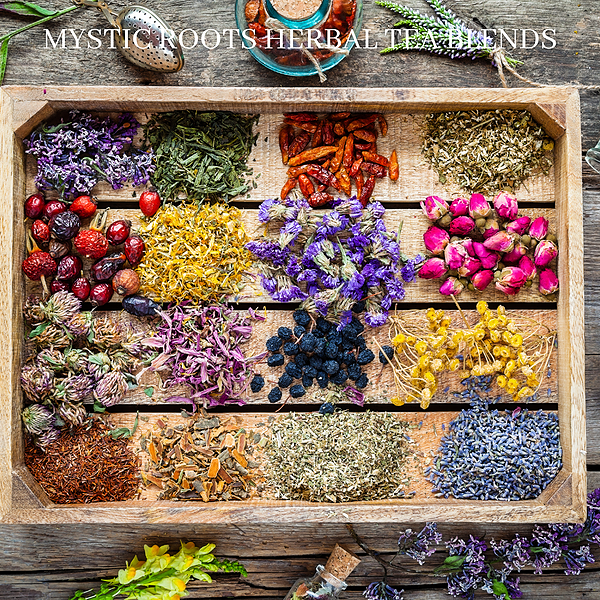 MysticRoots Herbal Apothecary Link Thumbnail | Linktree