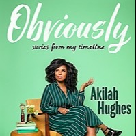 Akilah Hughes OBVIOUSLY! — book cover reveal in Entertainment Weekly Link Thumbnail   Linktree