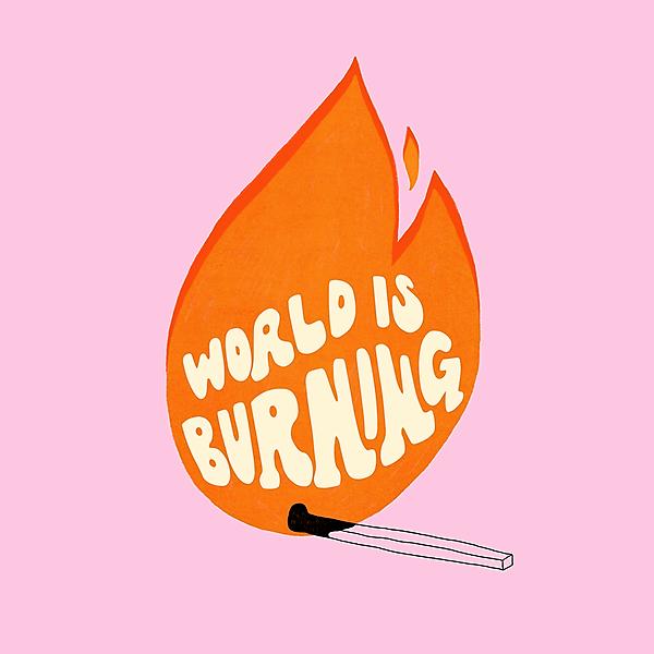 @worldisburning Profile Image | Linktree