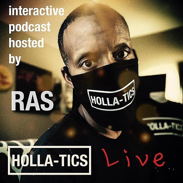 Holla-Tics - Weeknights @ 7pm pst