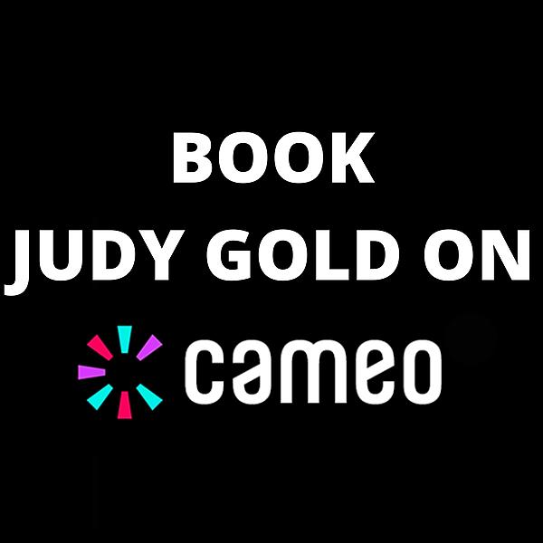 @Jewdygold Cameo App- Book Judy Gold Link Thumbnail | Linktree
