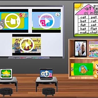 @WinterStorm -at Word Family Bitmoji Room, Drag&Drop Activity, Reader Link Thumbnail   Linktree