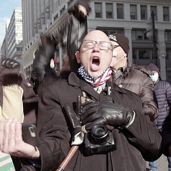 Insurrection and inauguration: Joe Biden's new political era - video