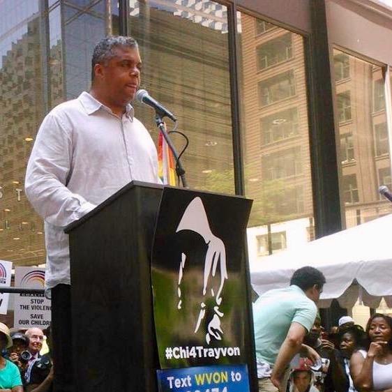 Rev. Gregory Seal Livingston Trayvon Martin Rally Chicago 2013 Link Thumbnail | Linktree