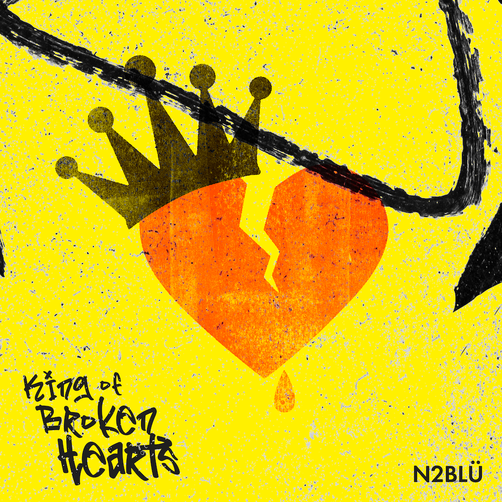 N2BLÜ Official Links N2BLÜ - King of Broken Hearts (Official Lyric Video) Link Thumbnail   Linktree