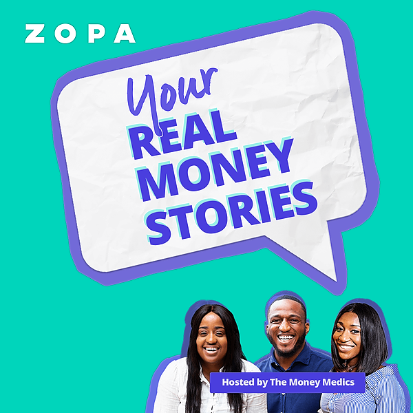 Millennial Money Management  Your Real Money Stories Podcast EP20 Link Thumbnail   Linktree