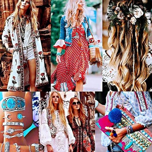 Shop Vintage/Bohoo/Gypsy Fashion