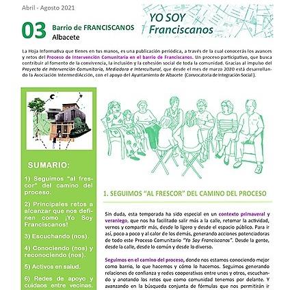 """@YoSoyFranciscanos Última Hoja Informativa """"Yo Soy Franciscanos"""" Link Thumbnail   Linktree"""