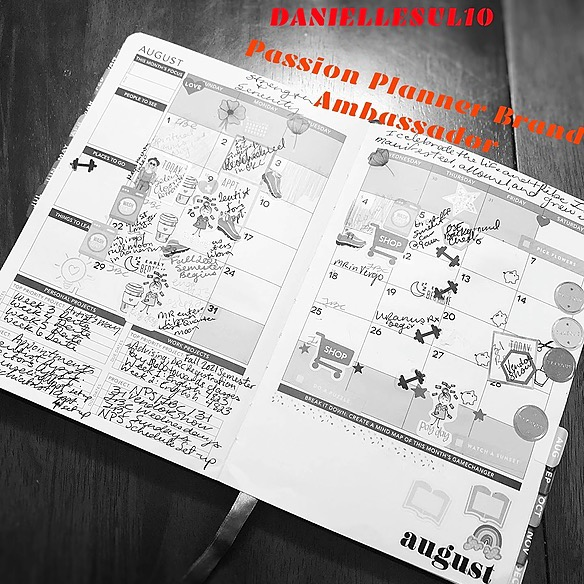 @daniellesully19 Passion Planner Brand Ambassador Referral LINK  Link Thumbnail | Linktree